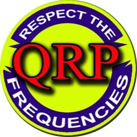 Respeito às frequências QRP